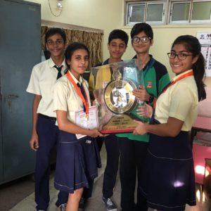 Interschool chess championship