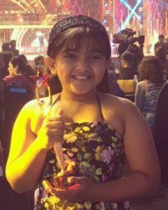 Arsheen Namdar- Star Pariwar Award