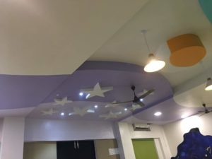 Little Nursery Ceiling