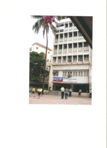 School Building B
